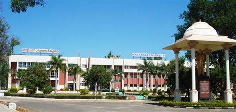 Mba In Coimbatore Bharathiar by Alagappa Of Madras Study Centre