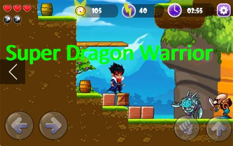 best game mod android apk super dragon warrior mod apk game for android free