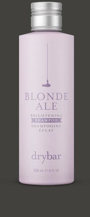the color purple book extract ale brightening shoo drybar hair care and