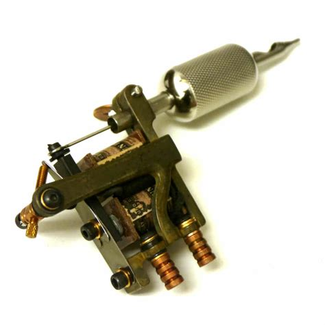 jonesy tattoo machine history custom tattoo machine relentless irons jonesy color packer