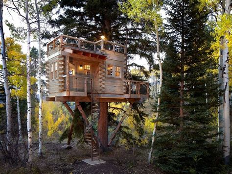 treehouse vail colorado adventure journal