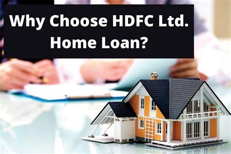 choose hdfc  home loan loanfasttrack