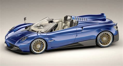 new pagani car this is the new pagani huayra roadster in all its open top