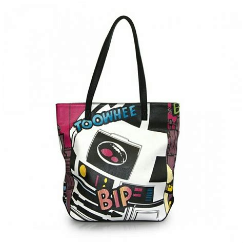 13 loungefly handbags wars r2 d2 faux leather