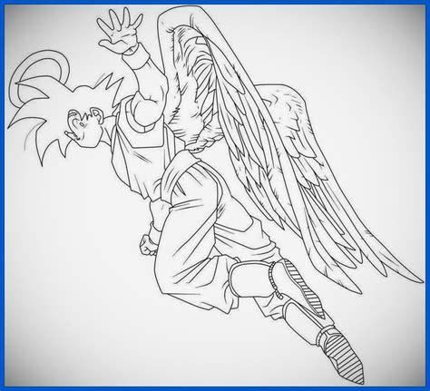 imagenes de goku haciendo la genkidama para colorear goku para pintar awesome dibujo amigo de goku good