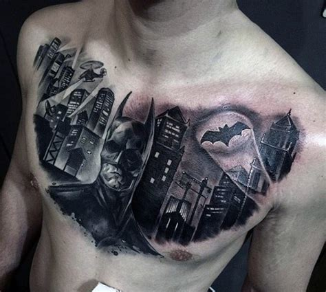batman tattoo scene 30 superb batman tattoo designs amazing tattoo ideas