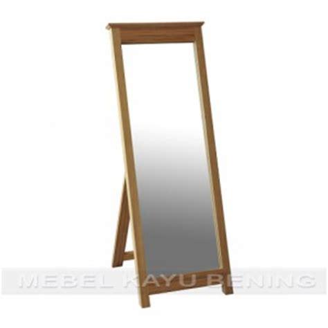 Kaca Cermin Coklat cermin pigura kaca kayu jati minimalis crown mebel kayu bening furniture jati minimalis