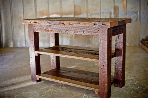 Farm Table Vanity by Reclaimed Wood Farm Table And Vanity Reclaimed Wood Farm Table Woodworking Athens