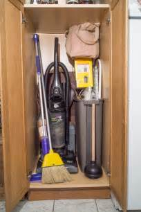 Broom Closet Broom Closet Cabinet Smart And Practical Solution To