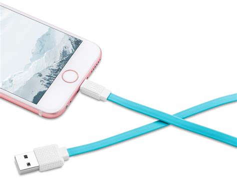 Hoco X1 Lightning Charging Cable 2m For Iphone Diskon hoco upl18 lightning cable 1 2m for iphone 5 6 7 8 x