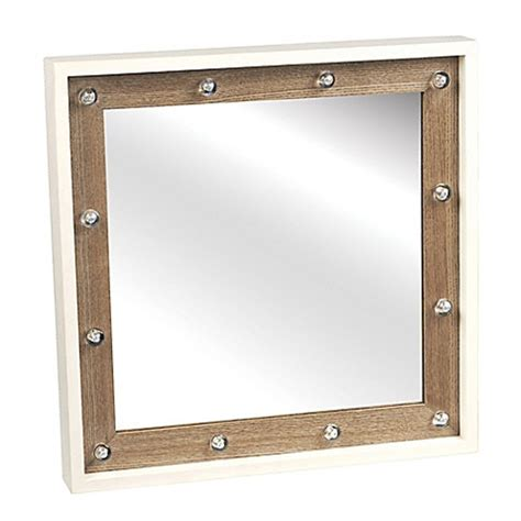 bed bath and beyond bathroom mirrors grasslands road lighted wall mirror bed bath beyond
