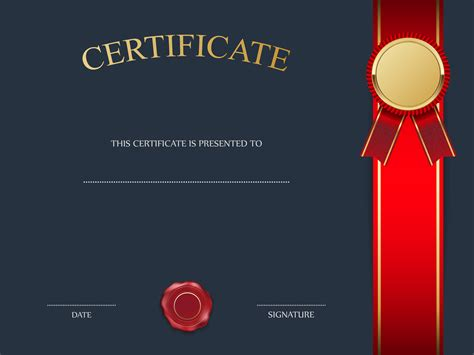 blue certificate template png image gallery yopriceville