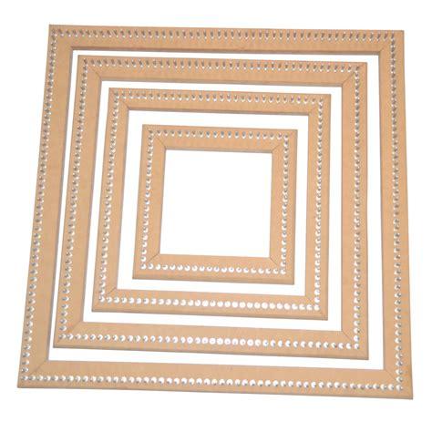 telares cuadrados telar cuadrado laperlita