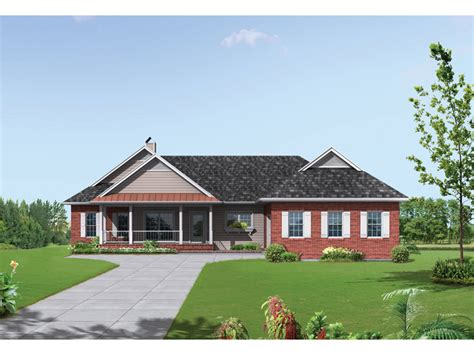 southern ranch house clement southern ranch home plan 039d 0024 house plans and more