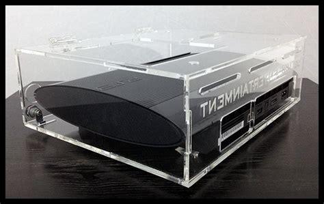 reset video output ps3 super slim playstation 3 security case lock box ps3 super slim