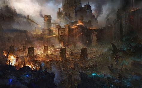 sieges de of the dead warhammer siege mini caign