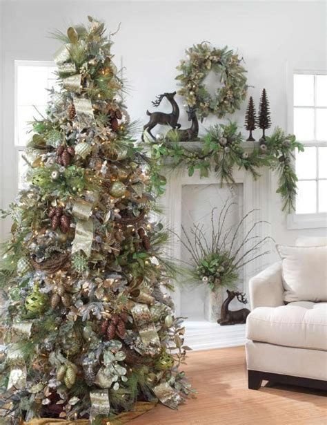 evergreen home decor raz 2011 christmas trees