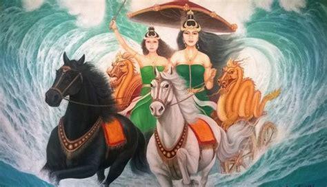 Kanjeng Dewi Set 4 misteri nyi roro kidul sang penguasa laut selatan pulau jawa