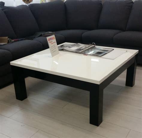 salontafel zwart vierkant met lade salontafel hoogglans vierkant zwart wit forever