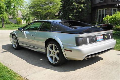 sell used 1997 lotus esprit v8 coupe 2 door 3 5l in lake forest illinois united states