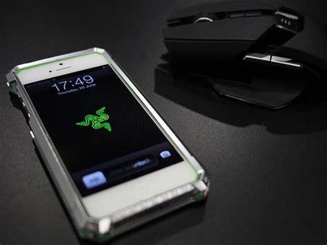 Phonecase Razer razer iphone 5 protection frame impulse gamer