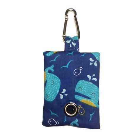 bag dispenser blue whale bag dispenser barkertime