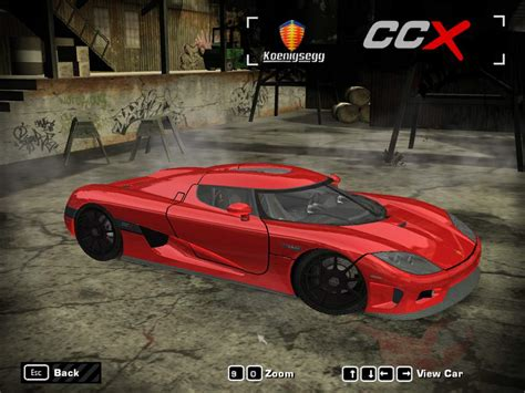 Need For Speed Most Wanted Koenigsegg Need For Speed Most Wanted Cars By Koenigsegg Nfscars