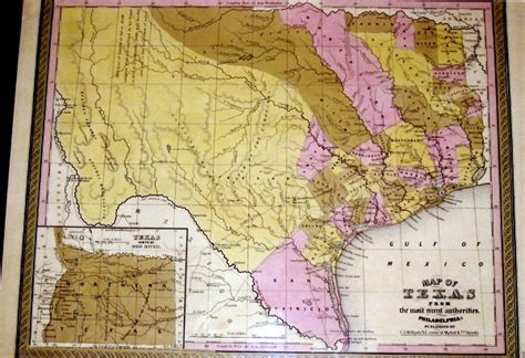 eastern district of texas map 19th century weems collections