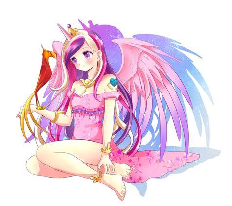 My Little Pony Princess Cadance By Rurutia8 On Deviantart My Pony Princess Pictures