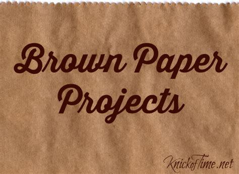 Brown Paper Bag Craft Ideas - brown grocery bag crafts