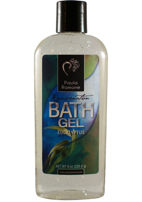 bathtub gel eucalyptus bath gel paula ramone