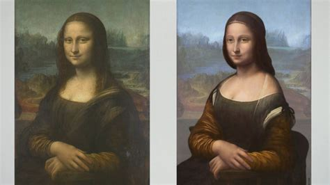 New Monalisa portrait found mona painting abc news