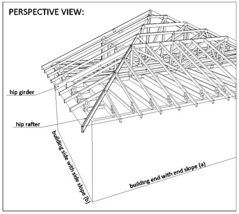 Hip Roof Rafter Calculator hip ridge rafters do you how to calculate them gould design inc s