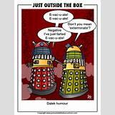 Dalek Cartoon Exterminate | 768 x 1024 jpeg 174kB