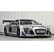 Audi Has Revealed Plans To Compete In The FIA GT1 World Championship