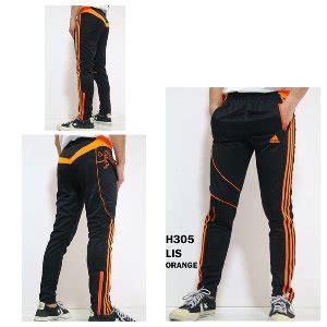 Celana Import Murah 6263 Orange jual celana panjang import adidas h305 lis biru celana slimfit celana