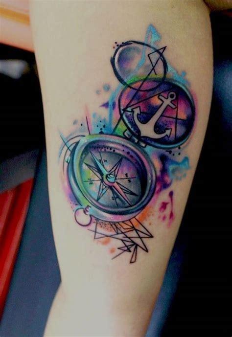 watercolor tattoo zum aufkleben 1001 ideen und bilder zum thema aquarell und