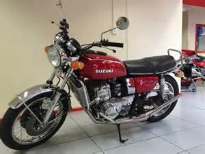 Suzuki Gt For Sale Suzuki Gt 750 A Outstanding Exle For Sale 1975 On