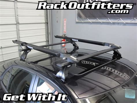 Saab Roof Rack by Get With It Rack Outfitters Car Rack