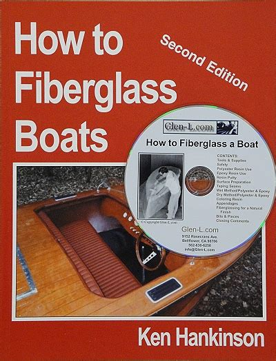 fiberglass boat repair book books manuals catalog boatdesign