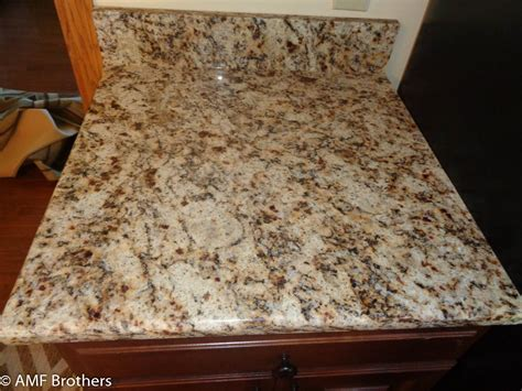 Giallo Napoli Granite   AMF Brothers