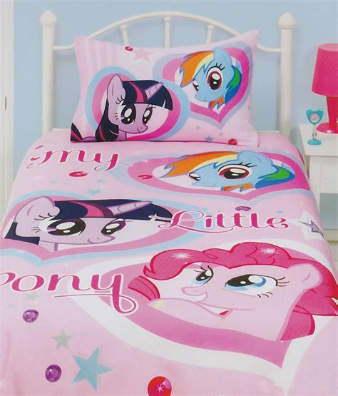 my little pony bed set my little pony quilt cover set kids bedding dreams