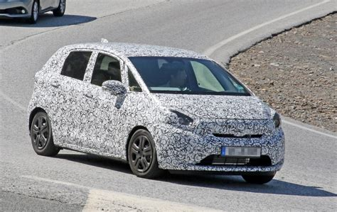 Honda Fit Electric 2020 by 2020 Honda Jazz Fit Spied With Production Bodywork