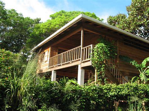 eco house vacation rental utila  bay islands honduras