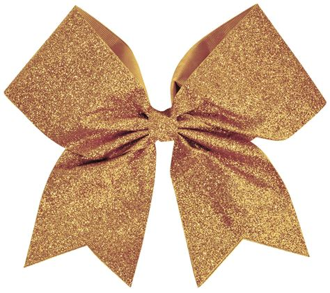 and gold bows chass 233 174 glitter performance hair bow omni cheer