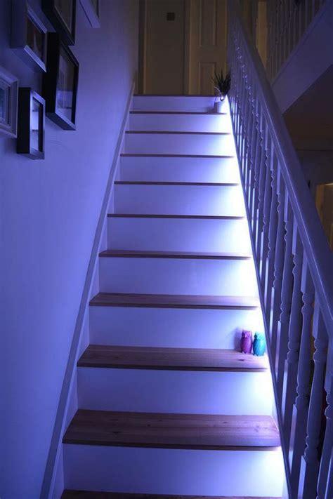 stair step lighting led led light design amusing led stairwell lighting step