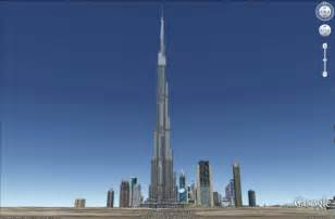 What Is World The Tallest Buildings In The World Earth