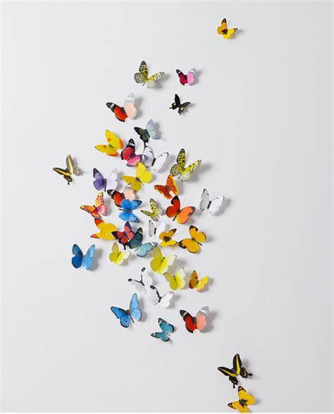butterfly wall stickers 3d stereoscopic wall sticker 3d simulation butterflies wall