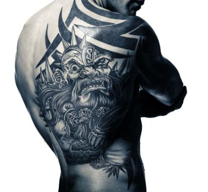 miguel cotto tribal tattoo the six most badass tattoos in boxing featuring manny