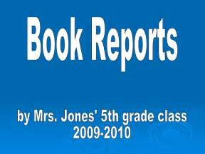 Powerpoint Book Report Template by Power Point Book Reports J5